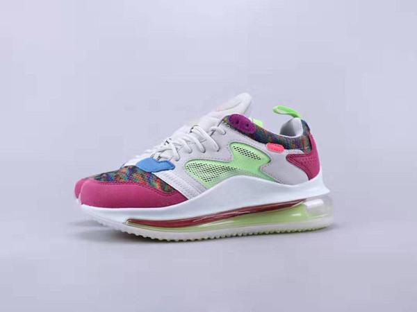 Мужчины Женщины Odell Beckham Jr. Кроссовки OBJ Multi-Color Hyper Pink Sneaker