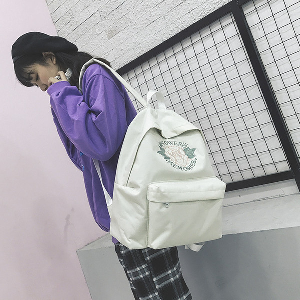 small backpack purses crossbody-bag multi-function female fashion women girl soft-touch (498717047) photo