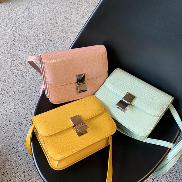 new alligator clutch purse famous design shoulder messenger bags women purse and handbags (466965034) photo