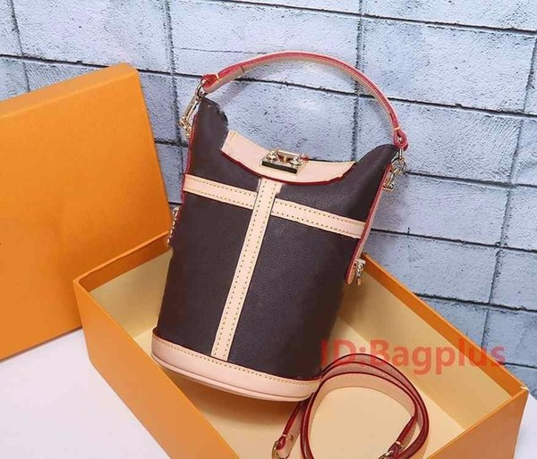 handbag stars handbags purses solid floral new leather handbags bucket handbags purses (546680776) photo