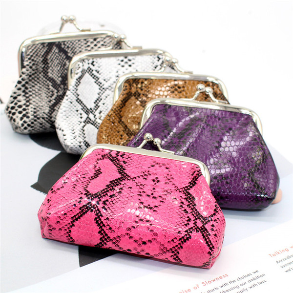 2019 girl coin purse women lady leather small wallet coin purse clutch bag card holder (511486123) photo