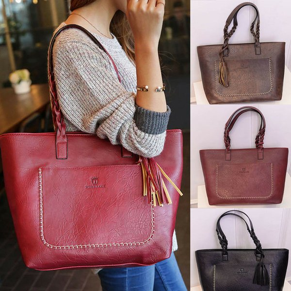 new fashion women's handbag shoulder bags tote purse messenger hobo satchel bag (530516549) photo