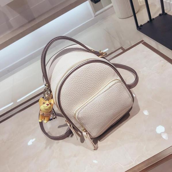 designer luxury handbags purses mini backpack girl schoolbag fashion women shoulder bags student travel backpack (540907196) photo