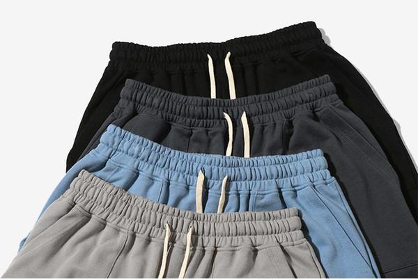 2020 new arrival mens designer shorts brand pants summer fashion popular cotton men's short pants streetwear style sport casual shorts фото