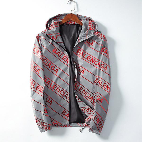 19-20 Дизайнерские куртки с капюшоном Мужские женские Дизайнерские куртки Пальто В фото