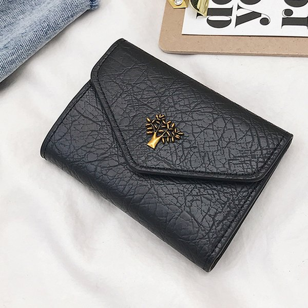 new women retro pu leather hasp clutch wallet female purse ladies practical coin purse (478939865) photo