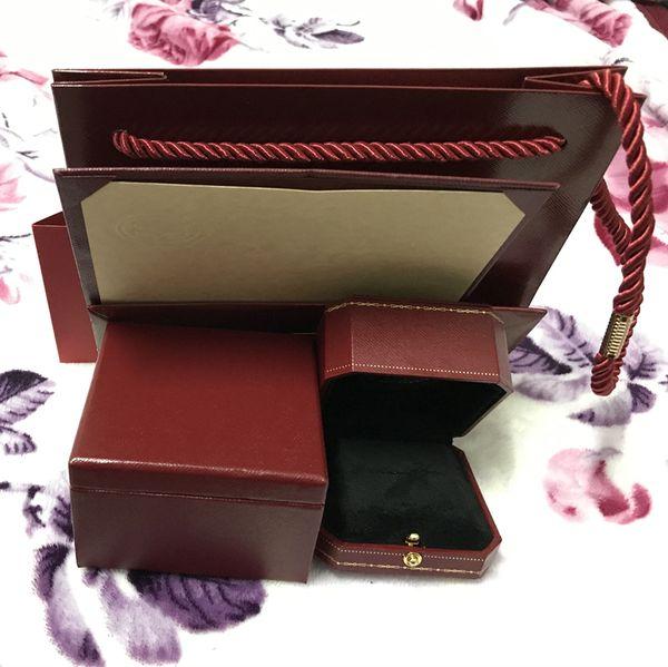 Love ring original box ilver ro e gold love bracelet boxe crew crewdriver love bracelet bangle boxe high grade original packaging