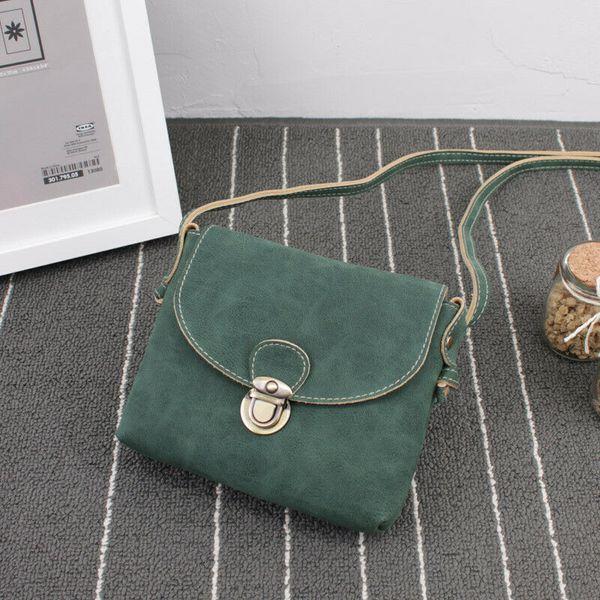 lovely women shoulder bag pu leather envelope crossbody messenger handbag card money purse fashion pretty (487363232) photo