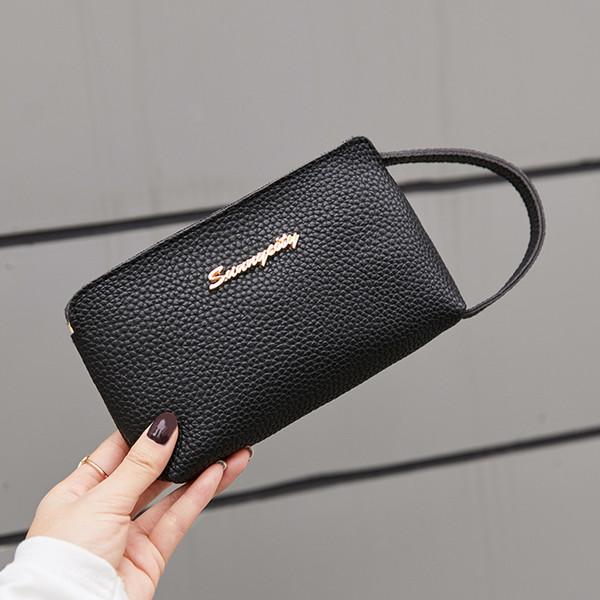lilen simple super mini women purse quality pu fashion clutch (505258044) photo