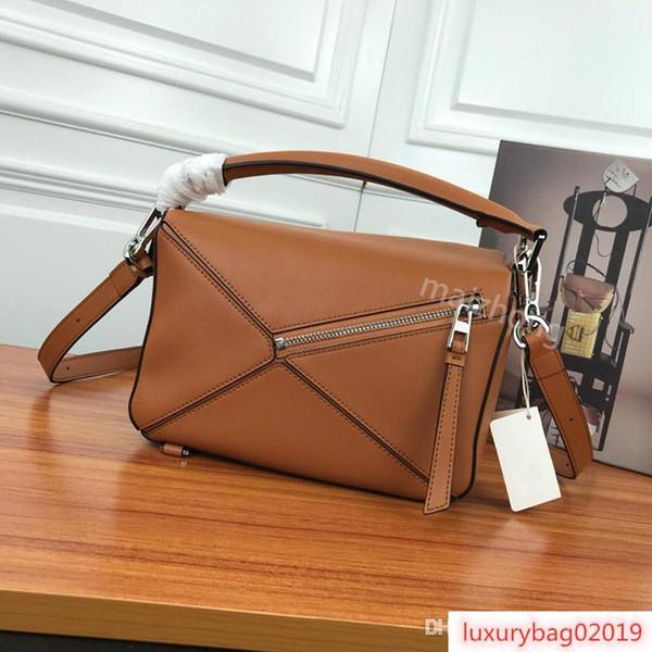 designer luxury handbag purse loevy purse bag genuine leather puzzel women shoulder crossbody designer bag fashion tote purse bag (514294201) photo