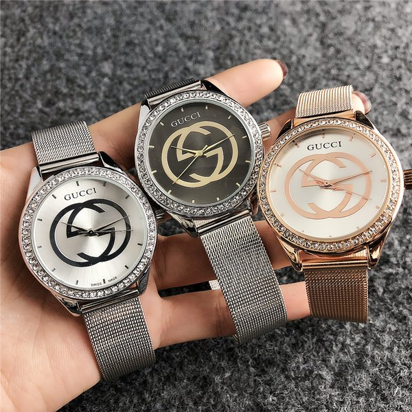 2018 new Automatic Date Men Women coa ch Brand Fashion Luxury Strap Sport Quartz Clock Watch diesels dz guessity watches Free shipping176