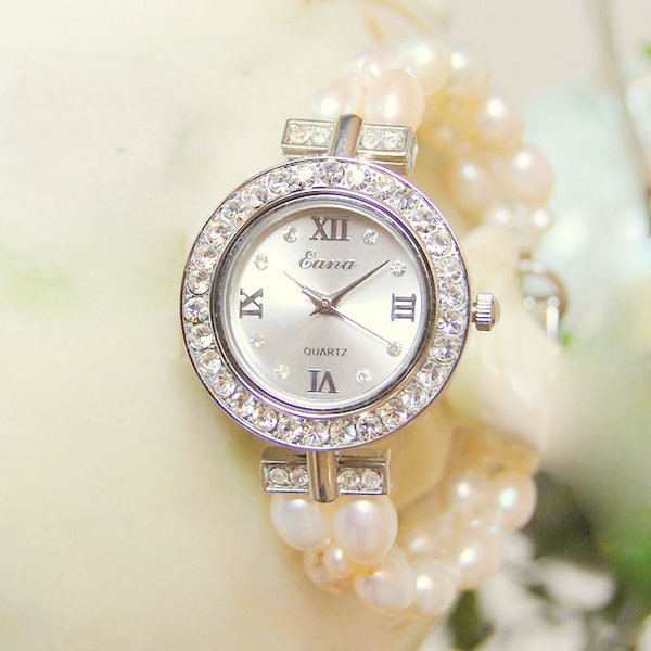 star_natural_pearl_bracelet_watch,_women's_watch,_white_women's_korean_watch_wholesale