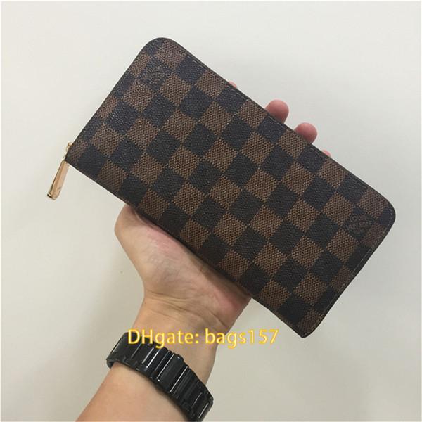 mens wallet designer card holder luxury purses zippy wallets mens designer long folded purses designer luxury handbags purses card wallet 5 (527993757) photo