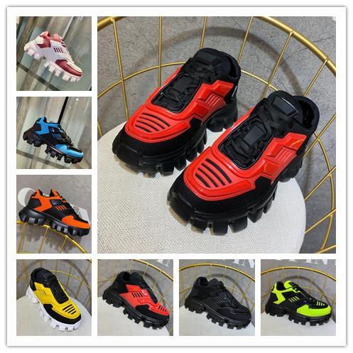 Cloudbust Thunder Вязаные кроссовки Мужская роскошная дизайнерская обувь Женская класси фото