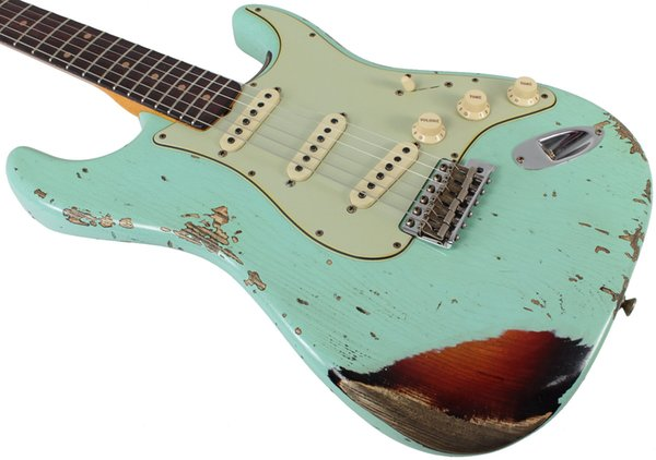 Guitarra Elétrica allguitar фото