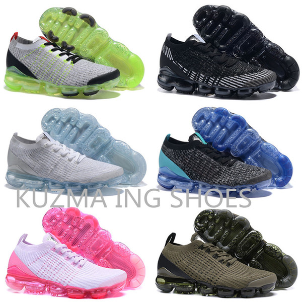 2019 Мужские кроссовки сетки вамп Подушка тройной черный TN Женщины Спортивная обув фото