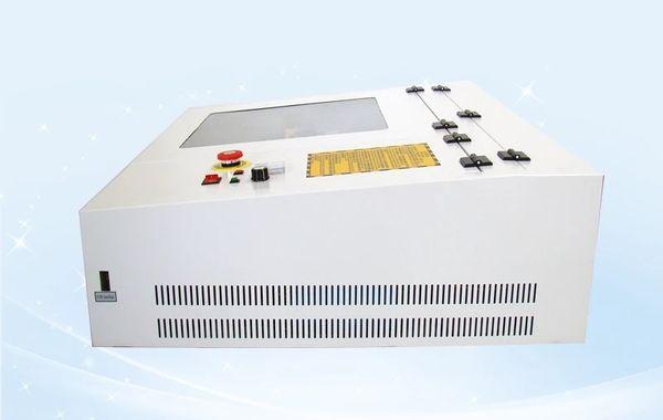 440 4040 50w laser cutting machine 400*400mm laser cutter machine for wedding card rubber stamp engraving machine