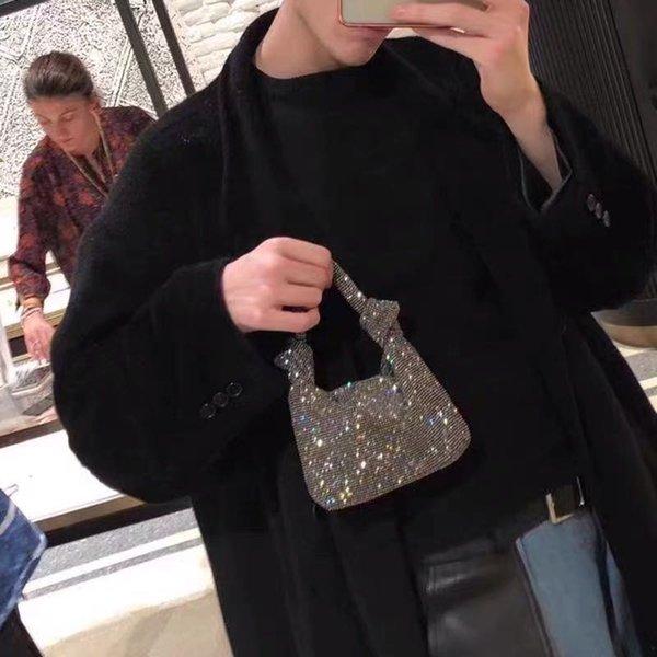 2020 women evening clutch bag ladies diamond handbag female fashion party clutch evening purses and handbags (539590765) photo