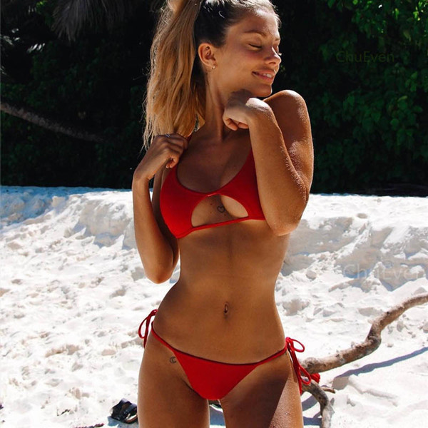 swimsuits_for_women_swimwear_women_hollowed_red_bikini_women_string_swimsuit_swimwear_2019_tied_thong_bikini_suit_swim_wear