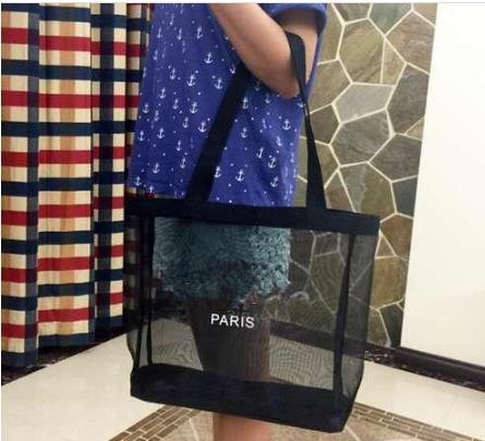 ГОРЯЧИЙ! Классический белый логотип сумка для покупок Сумка класса люкс Дорожная фото