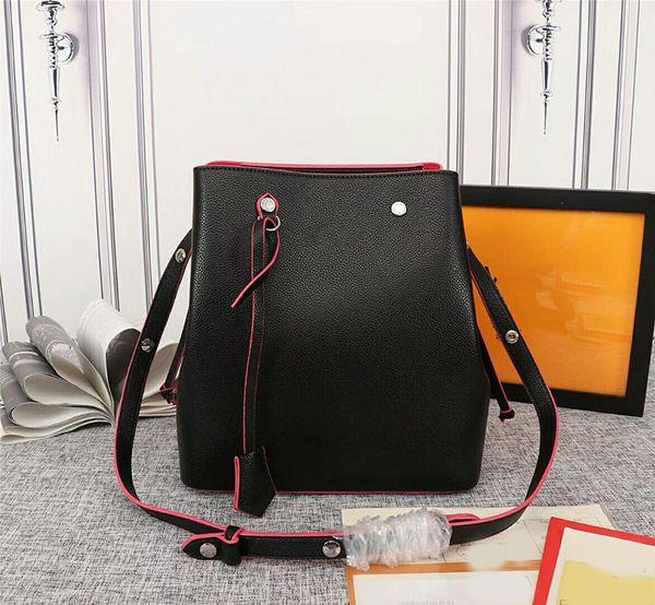 designer luxury handbag purse l flower pattern genuine leather women fashion totes purse bag shoulder purse real leather handbag (544960125) photo