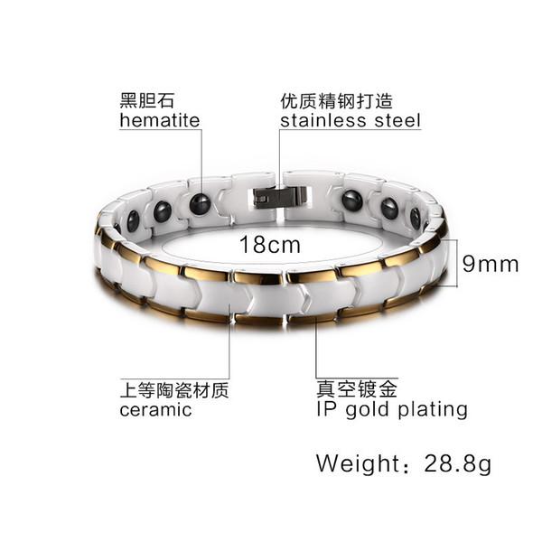 women_hematite_bracelets_health_fashion_men_white_ceramic_bracelets_bangles_lovers_wristband_luxury_jewelry_friendship_gifts
