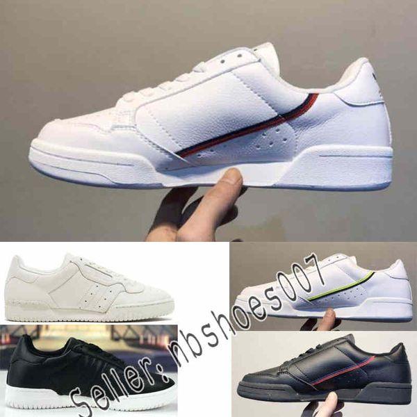 Kanye west Calabasas Powerphase Grey AD Continental 80 Повседневная обувь 80-х годов Aero синий Core черный OG белый Мужчины женщины Спортивные кроссовки
