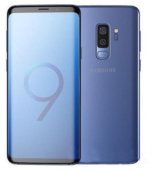 Восстановленное Оригинальный Samsung Galaxy S9 G960F G960U 5,8 дюйма окта Ядро 4 Гб оперативной фото