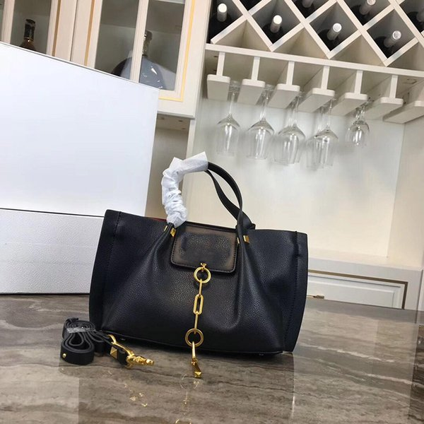 designer luxury handbag purses genuine leather v fashion totes genuine leather ladies purse 2019 purses handbag (483031038) photo