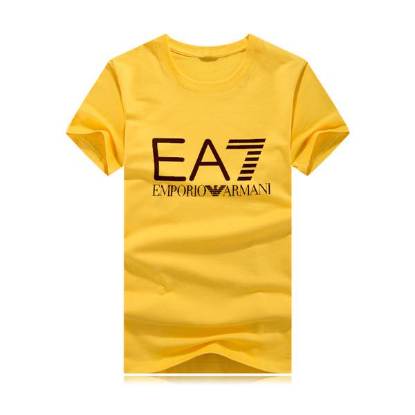 Летняя дизайнерская футболка мужская и женская хлопчатобумажная футболка с прин фото
