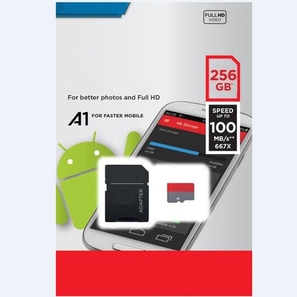 100mb   a1 ultra 32gb 64gb 128gb 256gb cla   10 micro card micro h  1 uh  i u1 tf card 2019  elling dhl fedex expre    hipping