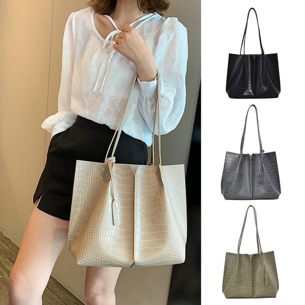 ombro ocardian saco selvagem de moda de nova mulheres messenger bag zipper grãos de crocodilo bolsa lazer coin purse parties (504860531) photo