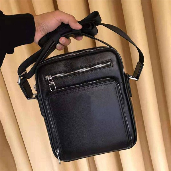 designer luxury bag purses man single shoulder crossbody designer bags real leather l purses fashion 2019 single shoulder bag (480350358) photo
