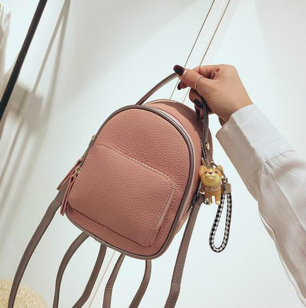 designer luxury handbags purses mini backpack girl schoolbag fashion women shoulder bags student travel backpacks (541102103) photo
