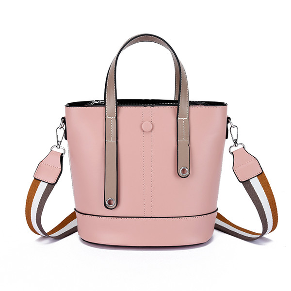 pinksugao purses and handbags purses and handbags crossbody bags for women fashion bags women purse cute bucket (543063091) photo
