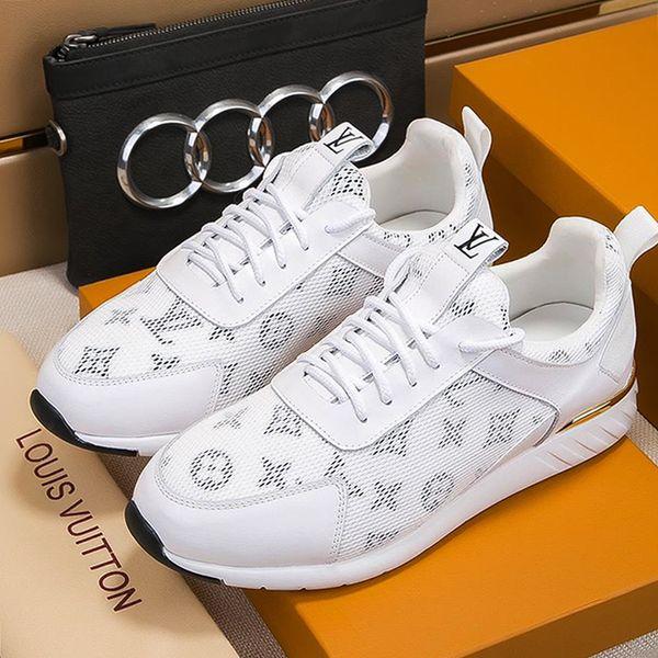 Новые дышащая мужская обувь Спортивные кроссовки Повседневный стиль Модные спор