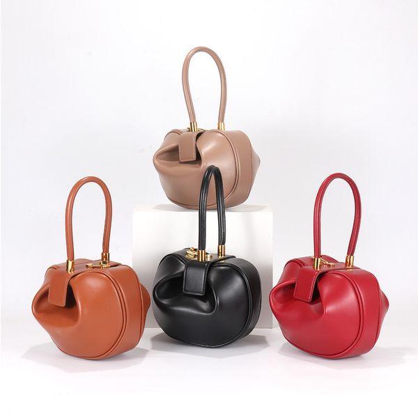 2019 genuine leather handbags famous design brand fashion vintage shoulder bags unique design women purses and handbags (520312974) photo
