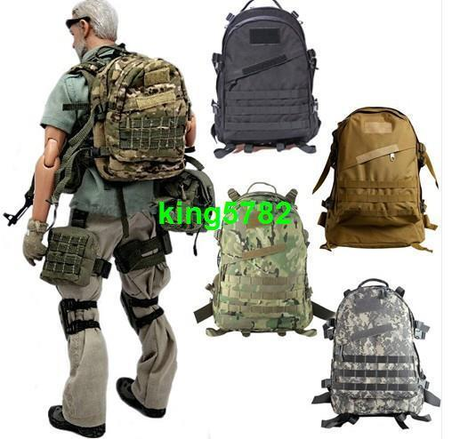 55l 3d outdoor port houlder tactical climbing mountaineering backpack camping hiking treking ruck ack travel backpack men luggage bag