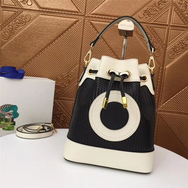 women designer handbags genuine cowhide leather excellent quality purses crossbody messenger shoulder bag purses bucket bags 9892 (472172463) photo