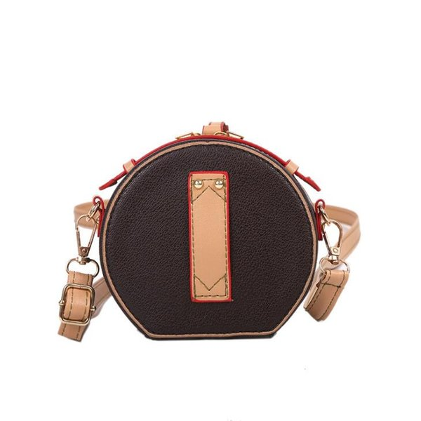new style womens luxury designer purses handbags women mini shoulder bags small round crossbody bag girl joker bags (539169333) photo