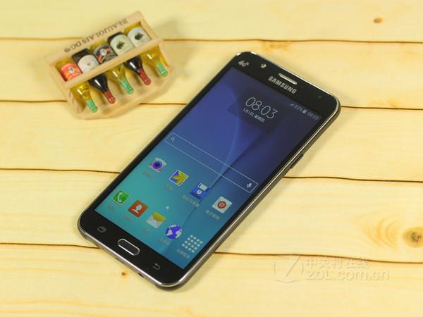 Восстановленное в Исходном Samsung Galaxy J7 J700F Dual SIM 5,5-дюймовый ЖК-экран Octa Core 1.5 ГБ RAM 16 Г фото