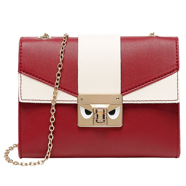 new woman bag lady shoulders small bag letter purse mobile phone messenger for woman#t2 (508174282) photo