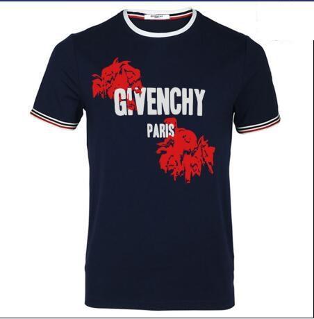 Смешная горячая распродажа модный бренд значок футболка мужчины свободного покр фото