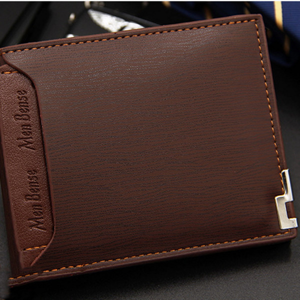 dihope wallet men purses business pu leather card holder billfold money bag long purses wallets dropshipping (520295538) photo