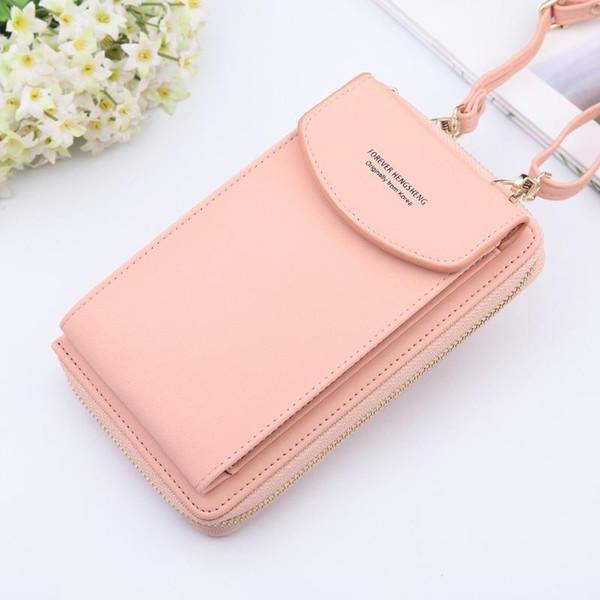 women mobile phone shoulder crossbody bags small change purse female buckle mini messenger bag clutch purse bolsos #t5p (527258213) photo