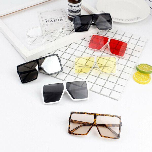 Детские солнцезащитные очки мальчики девочки Детская мода солнцезащитные очки UV400 очки детские оттенки фото