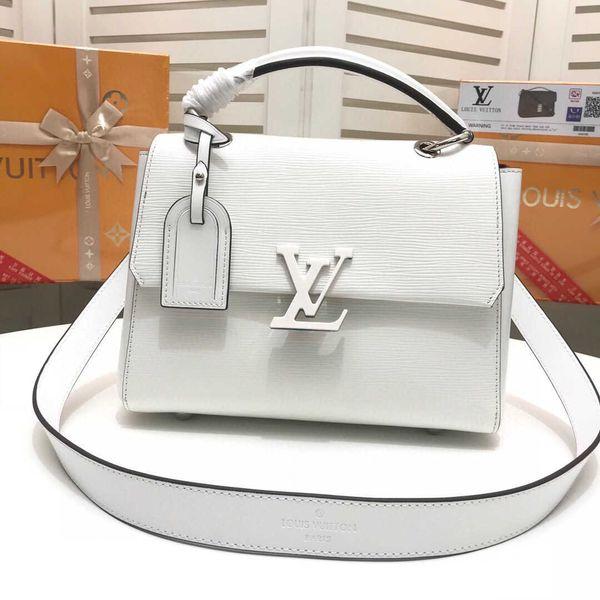 fashion love heart v wave pattern satchel designer shoulder bag chain handbag luxury crossbody purse lady tote b ntu (530037060) photo