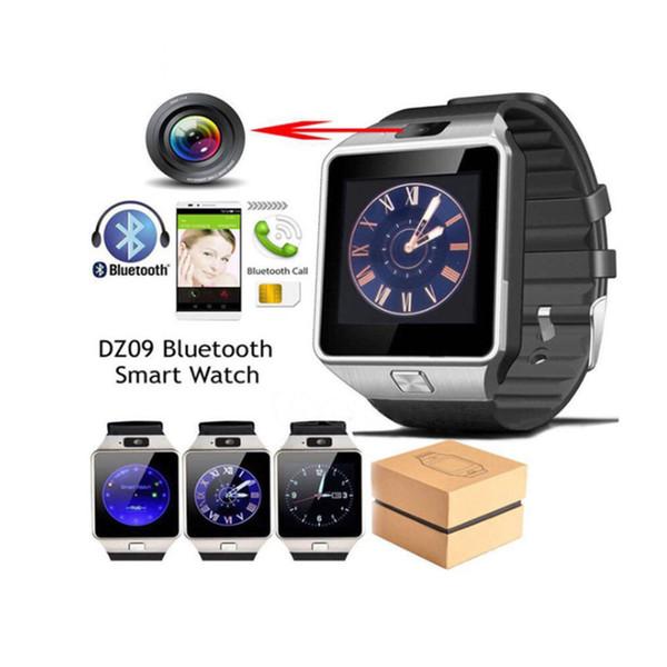 Dz09  martwatch  mart watch camera dz09 wri twatch  im card for io  android bluetooth mtk6261  upport repalce  trap pk gt08 a1