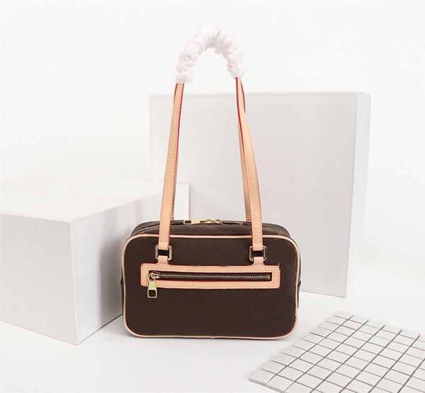 designer luxury handbag purse l flower pattern women designer purse bag double zipper fashion totes handbag designer purse bag (507288885) photo