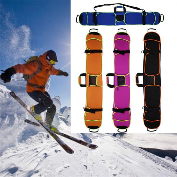 145см новый сноуборд лыжи мото сноуборд сумка портативный портативный сумка ориги фото